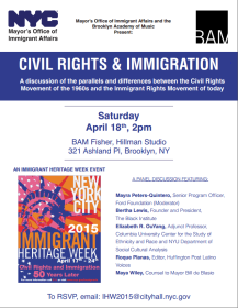 Mayor office of immigrant affairs event